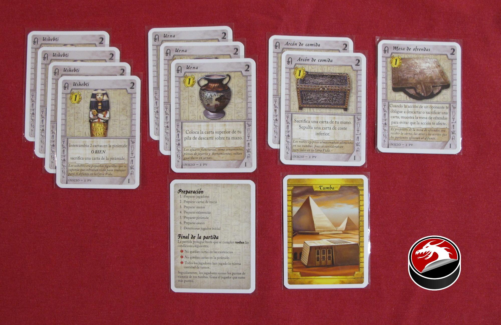 juegos-tardis: el valle de los reyes (reseña) | tema pegado
